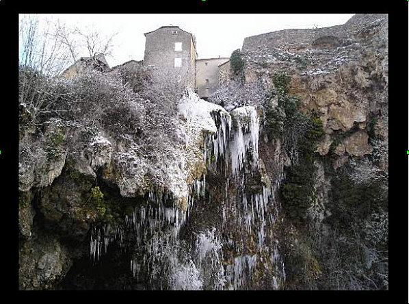 cascade-gelee
