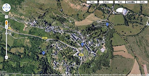 googlemap-cascades.salles-la-source