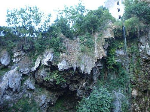 grande cascade seche