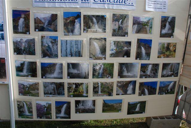 photos cascades 1 mai 2011