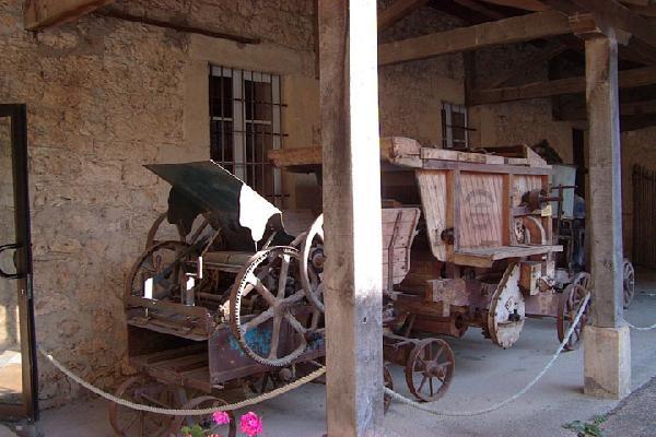musée du Rouergue de salles la source