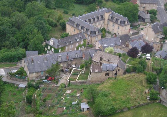 ancienne maison de retraite de Salles-la-Source