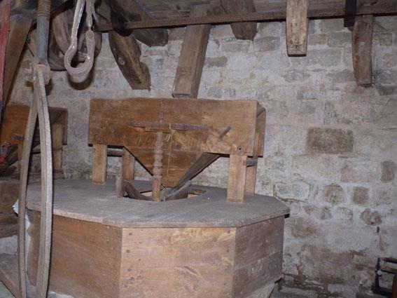 moulin de Goujan à salles-la-Source