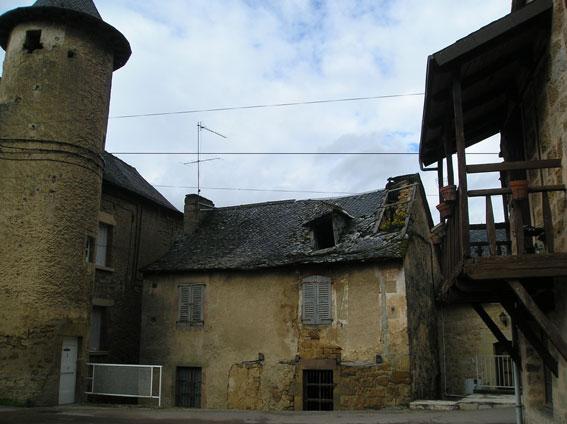 Moulin Saleilles à salles-la-Source