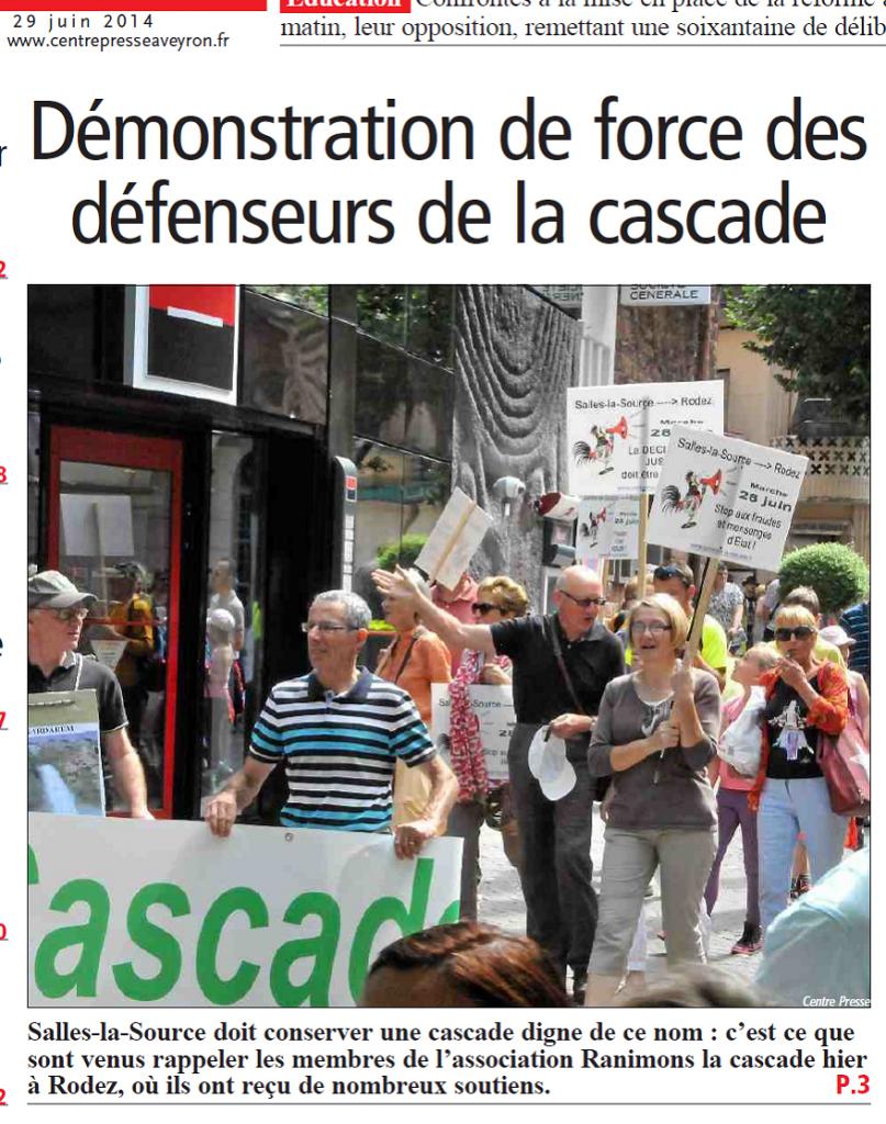 cp-une-29-juin-2014-demonstration-de-force