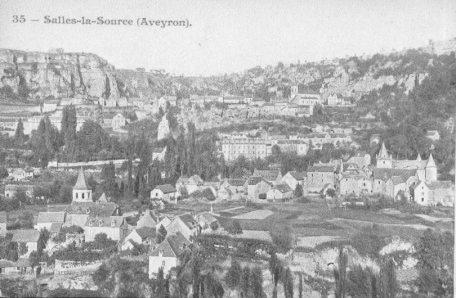 CP vue en 1910