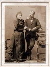 amedee vidal et sa femme