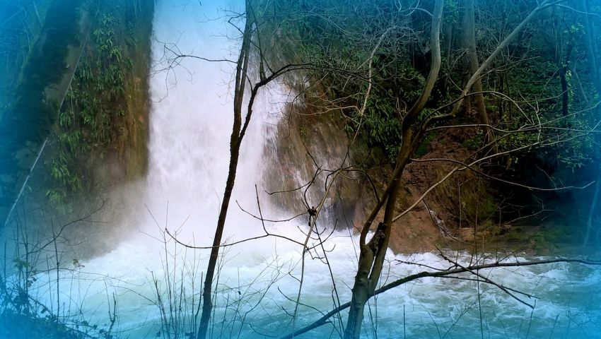 la cascade du bas